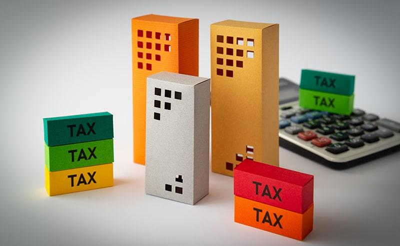 所得税・相続税の節税効果